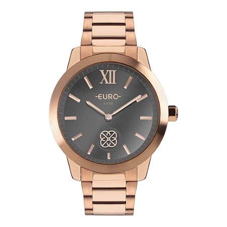 Relógio Euro Feminino Rosé EUVD78A4AA/4C