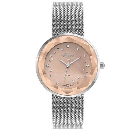 Relógio Technos Crystal Feminino GL32AA/1J