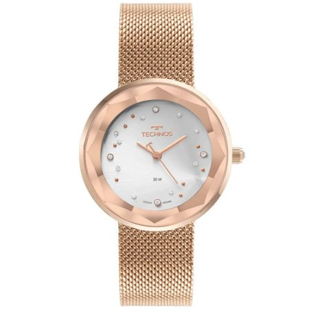 Relógio Technos Crystal Feminino GL32AC/1K