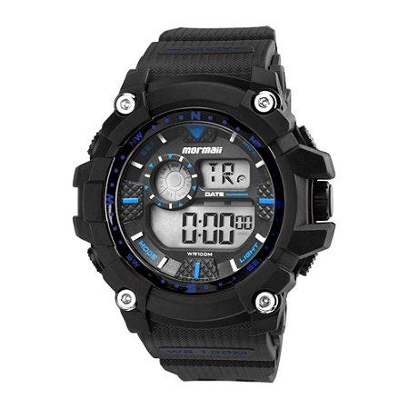 Relógio Mormaii Acqua Wave Masculino MO3530A/8A