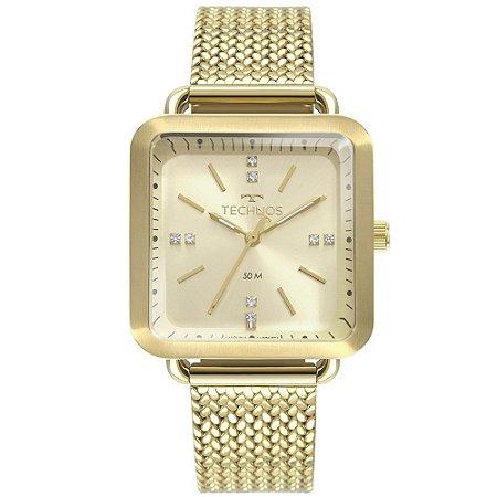 Relógio Technos Style Feminino 2036MME/4X
