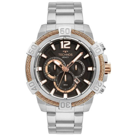 Relógio Technos Masculino Legacy JS26AX/1F