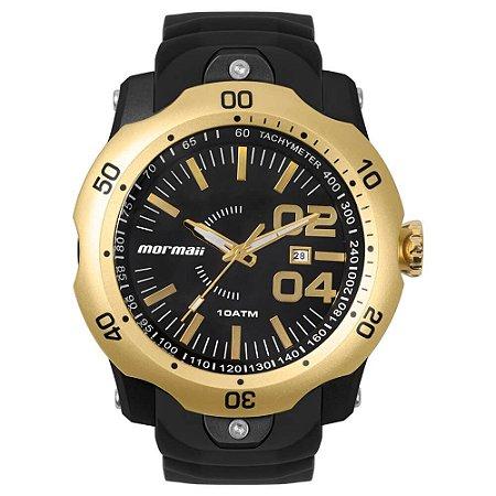 Relógio Mormaii Masculino Urban Dourado - MOPC32AC/8P