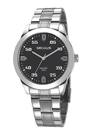 Relógio Seculus Masculino 28976G0SVNA1