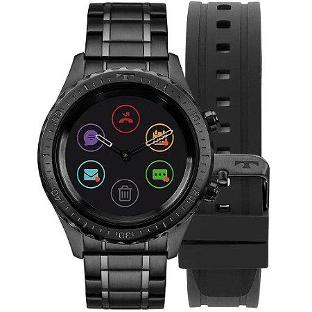 Relógio Smartwatch Technos Connect Duo Masculino P01AB/4P - Troca Pulseira