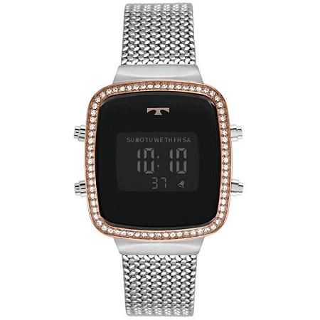 Relógio Technos Fashion Digital Feminino BJ3478AC/4P