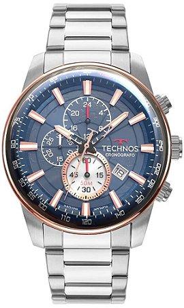 Relógio Technos GrandTech Masculino JS15FO/1A