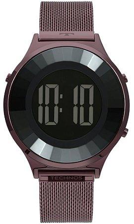 Relógio Technos Feminino Crystal BJ3851AI/4P