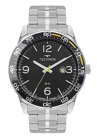 Relógio Technos Masculino Performance Racer 2115KSQ/1P