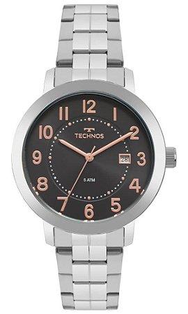 Relógio Technos Feminino Dress 2115MRW/1P