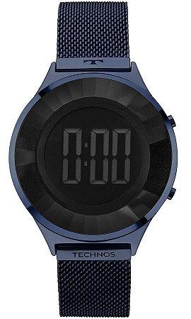 Relógio Technos Feminino Crystal BJ3572AC/4P Digital