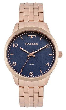 Relógio Technos Feminino Dress 2035MPK/4A