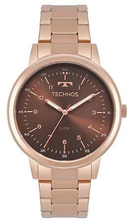 Relógio Technos Feminino Dress 2035MPP/4M