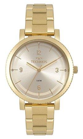 Relógio Technos Feminino Dress 2035MPR/4X