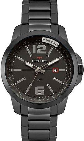 Relógio Technos Masculino Racer 2115MRN/4C