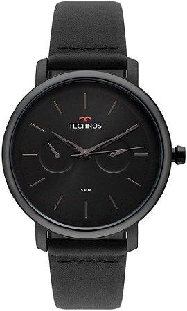 Relógio Technos Masculino Executive 6P25BU/4P