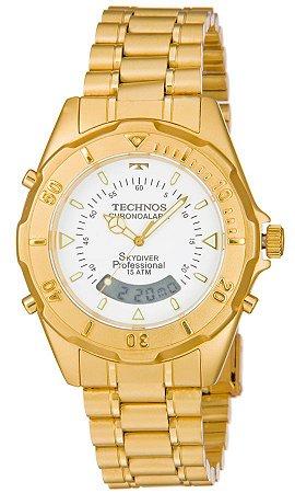 Relógio Technos Masculino Skydrive T20557/49B
