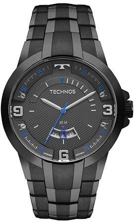 Relógio Technos Racer Masculino 2117LBD/4P
