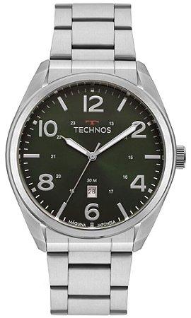 Relógio Technos Masculino Militar 2115MTA/1V