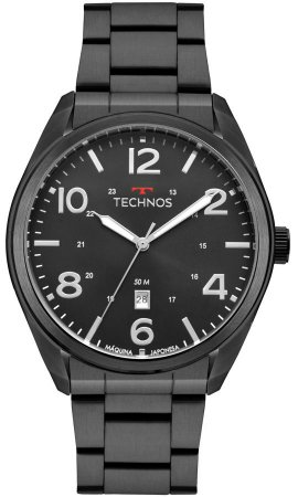 Relógio Technos Masculino Militar 2115MSX/4P