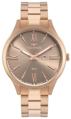 Relógio Technos Feminino Trend 2015CCR/4M