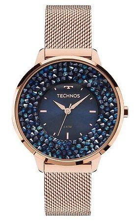 Relógio Technos feminino 2035MLE/4A