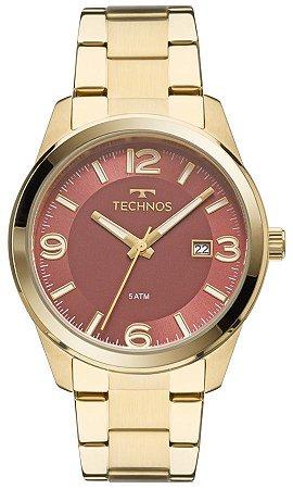 Relógio Technos feminino 2115MNA/4R