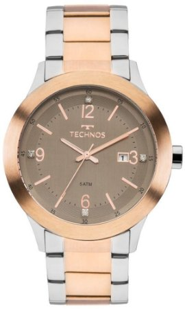Relógio Technos feminino 2115MKP/4M