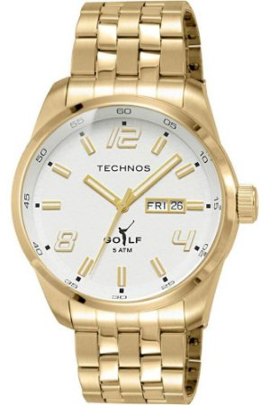 Relógio Technos Masculino Classic Golf 2305AE/4B