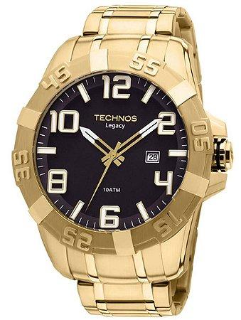 Relógio Technos Masculino Classic Legacy 2315ABA/4P