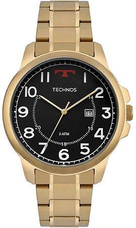 Relógio Technos Masculino Classic Steel 2115MPA/4P