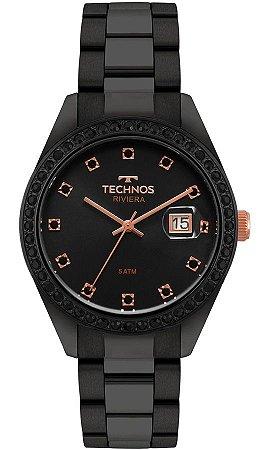 Relógio Technos Feminino Riviera 2115MOJ/4P