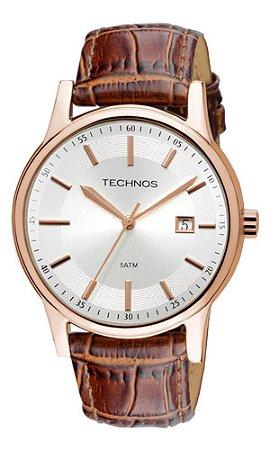 Relógio Technos Steel Masculino 2115RQ/2K