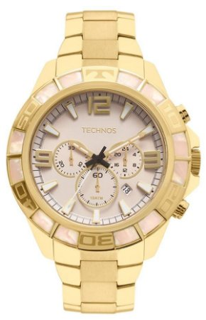 Relógio Technos Legacy Masculino JS25BI/4B