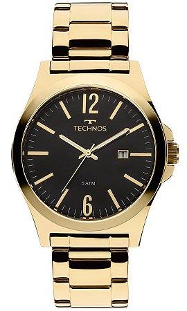 Relógio Technos Classic Steel Masculino 2115LAN/4P