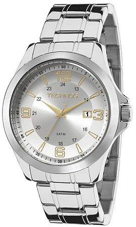 Relógio Technos Classic Steel Masculino 2115MKT/1K