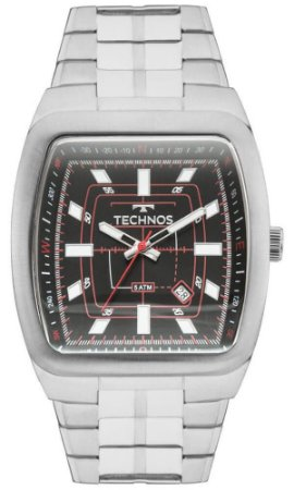 Relógio Technos Racer Masculino 2115MGT/1P