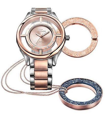Relógio Technos Feminino Signature GL30FN/5A