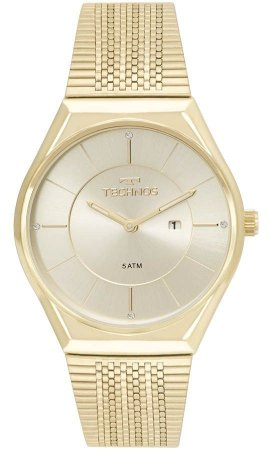 Relógio Technos Feminino GL15AR/4X