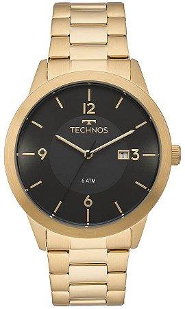 Relógio Technos Masculino Steel 2115MOF/4P