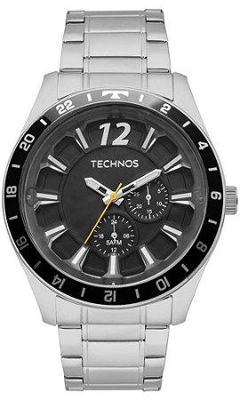 Relógio Technos Masculino Racer 6P22AE/1P