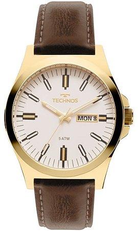 Relógio Technos Masculino Steel 2305AZ/2B