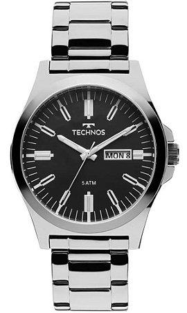 Relógio Technos Masculino Steel 2305AX/1P