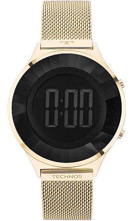 Relógio Technos Feminino Crystal BJ3572AA/4P Digital