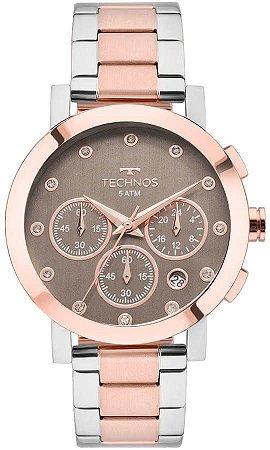 Relógio Technos Feminino Ladies OS2ABK/5M