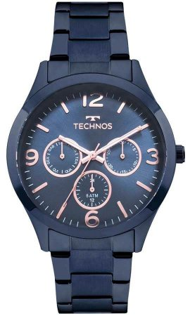 Relógio Technos Feminino Dress 6P29AJJ/4A