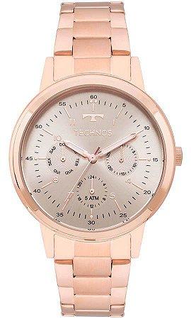Relógio Technos Feminino Dress 6P29AJG/4C