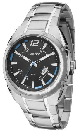 Relógio Technos Masculino 2115KTD/1A