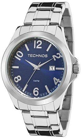 Relógio Technos Steel Masculino 2115MLK/1A