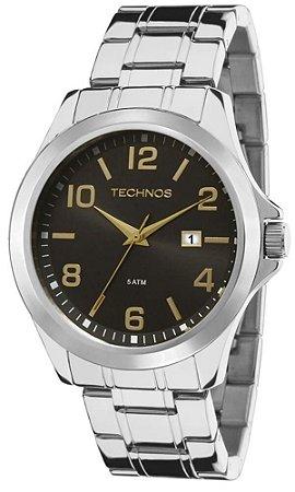 Relógio Technos Steel Masculino 2115MLK/1P